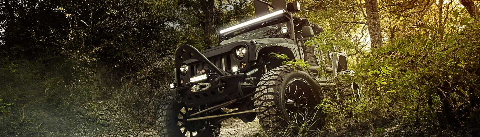 aries unlimited wrangler accessories jeep vimeo on